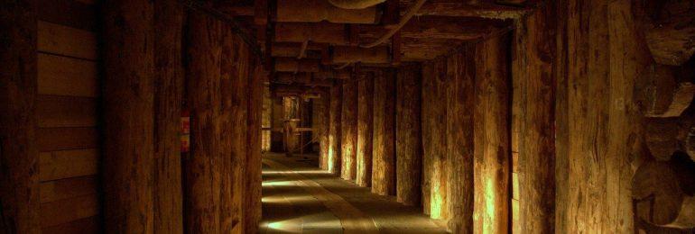Rehabilitacja 135 metrów pod ziemią
