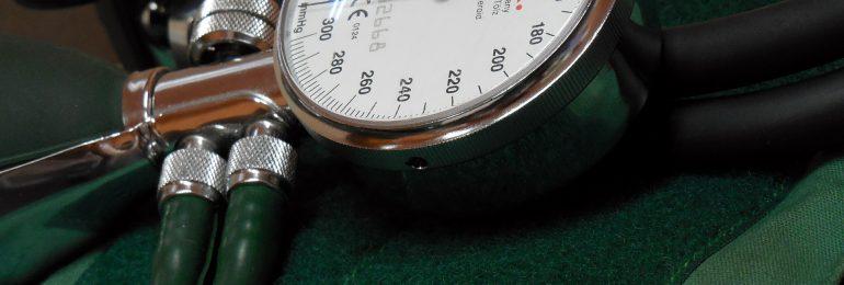 Kobiety mają niższe prawidłowe ciśnienie krwi