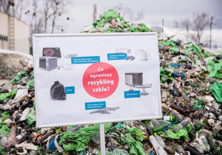 Gdańsk: Szkło - prawidłowa segregacja i wyzwania recyklingu