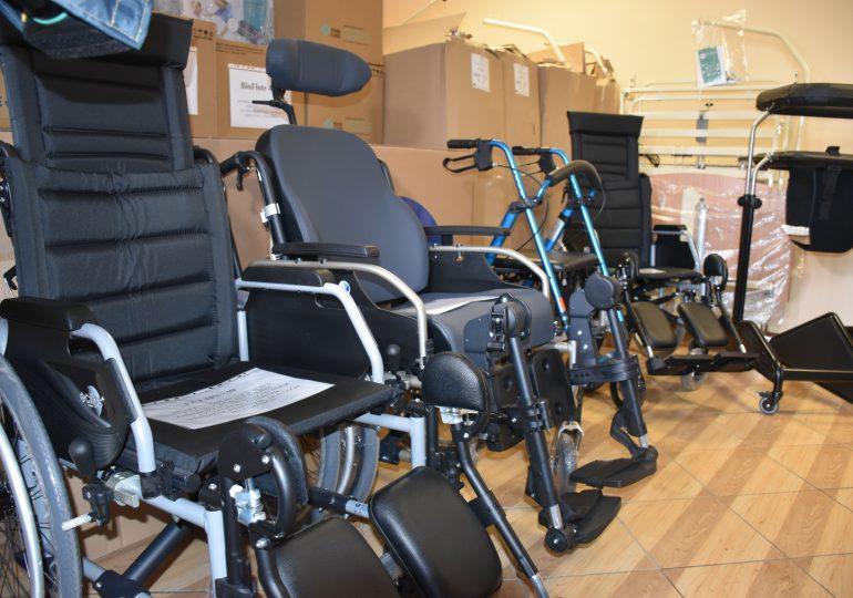 Piotrków Trybunalski: Bezpłatnie wypożyczą sprzęt niepełnosprawnym
