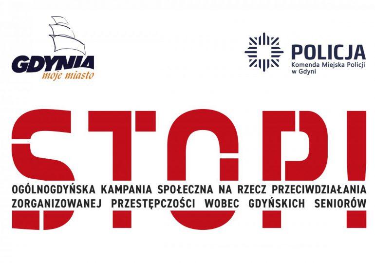 Gdynia: Seniorze, zachowaj czujność i nie daj się oszukać