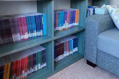 Gdynia: Szpitalne biblioteczki dla walczących z rakiem