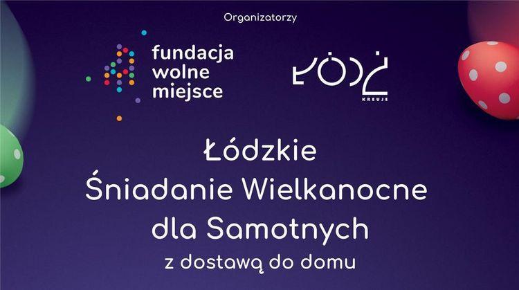 Łódź: Mobilne Śniadanie Wielkanocne dla samotnych