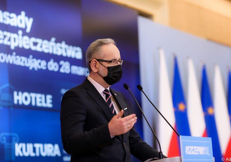 Nowe obostrzenia przeciwepidemiczne w województwach mazowieckim i lubuskim