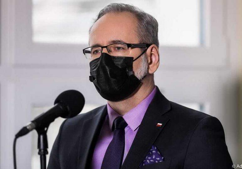 Niedzielski: Pandemia to bardzo duże obciążenie dla systemu szpitalnictwa