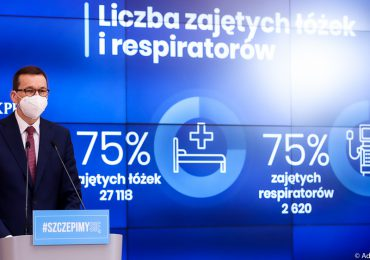 """Od soboty zamknięte zostaną żłobki, przedszkola i sklepy budowlane. """"Polska znajduje się w najtrudniejszym momencie pandemii"""""""