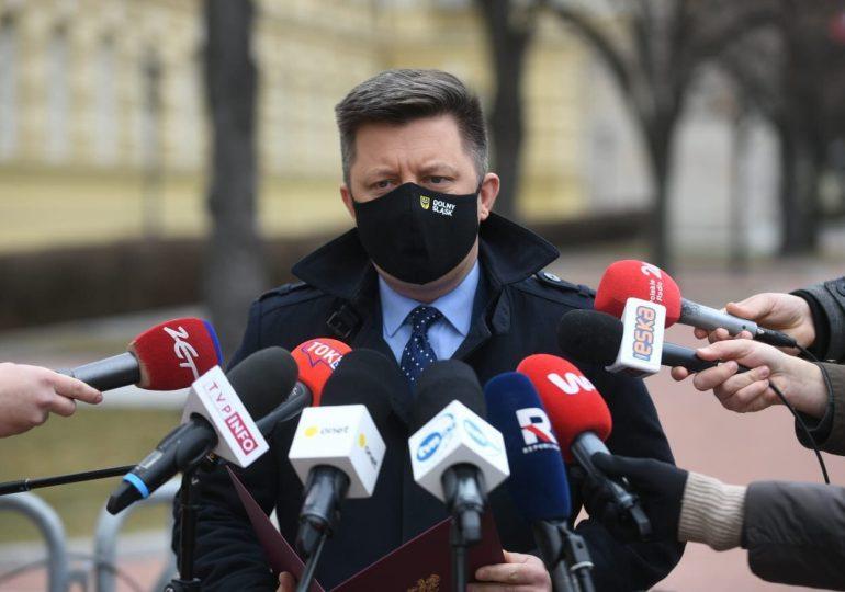 Dworczyk: W ciągu 24 godzin na szczepienia AstraZeneką zapisało się ponad milion osób