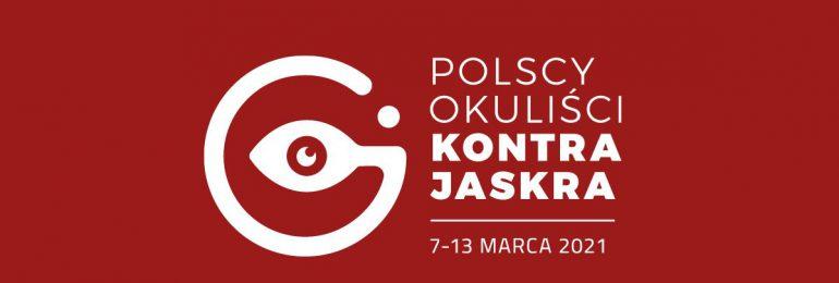 Światowy Tydzień Jaskry – ruszyła V edycja ogólnopolskiej akcji bezpłatnych badań przesiewowych