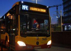 Wrocław: MPK dowozi lekarzy do szpitala tymczasowego