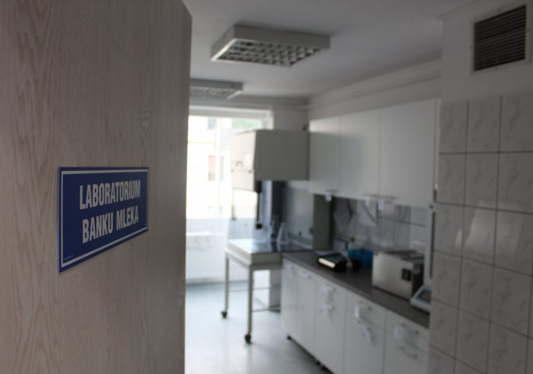 Gdynia: Bank mleka i porody rodzinne wciąż aktualne