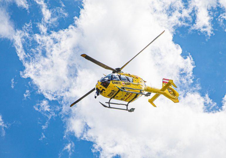 Niedzielski: W stan gotowości zostały postawione wszystkie załogi Lotniczego Pogotowia Ratowniczego na południu kraju