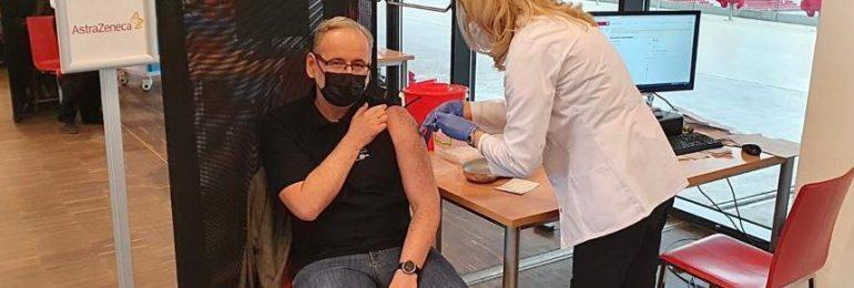 Niedzielski: Nie dajmy się zakrzyczeć nielicznej grupie antyszczepionkowców