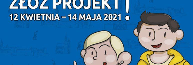 Masz pomysł na Kraków? Złóż projekt w VIII edycji BO