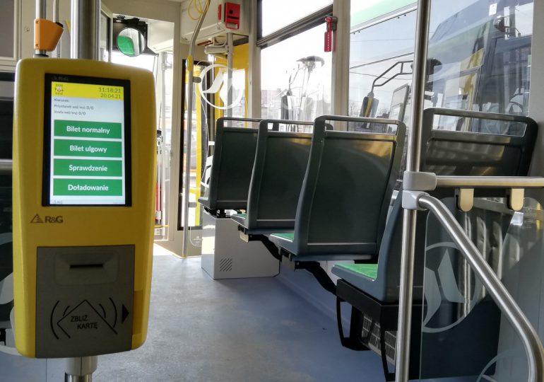 Nowy tramwaj na elbląskich torach