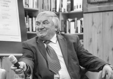 Zmarł Stanisław Dziedzic – twórca Biblioteki Kraków