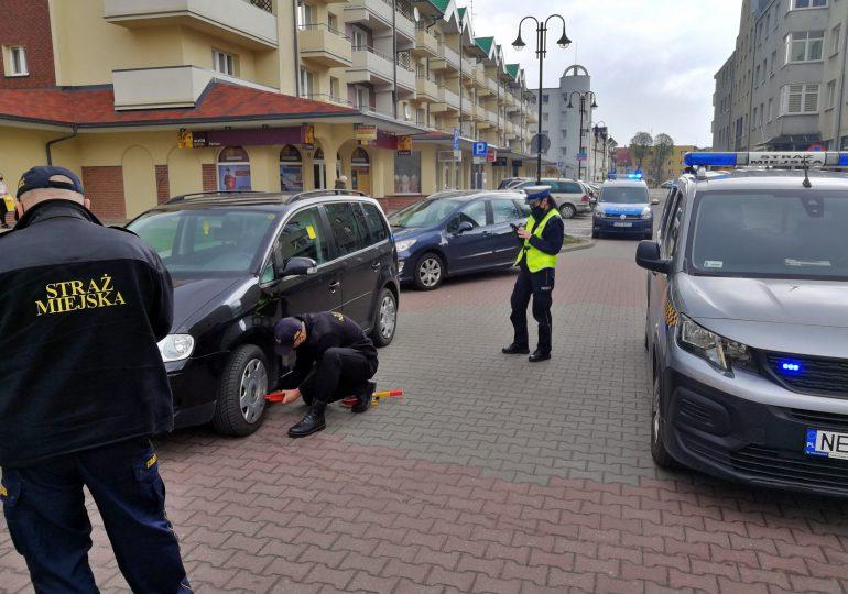 Działania policji i straży miejskiej w odpowiedzi na zgłoszenia elblążan