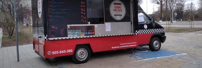 Gdynia: Wyjątkowy food truck przy Zawiszy Czarnego
