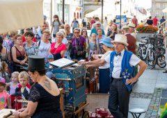 Olsztyn: Szykujemy się do Jarmarku Jakubowego