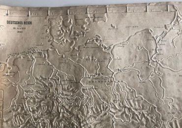Kraków: Niezwykłe mapy z ośrodka dla niewidomych staną się eksponatami