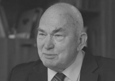Zmarł prof. Mirosław Handke