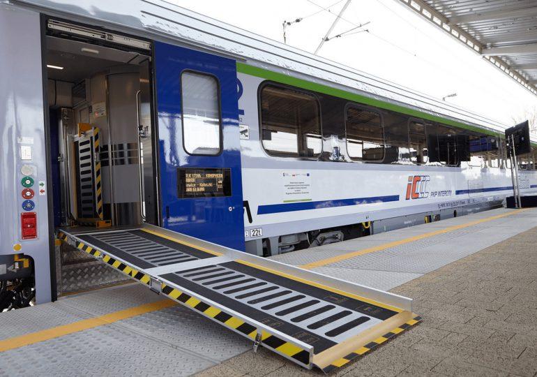 PKP Intercity ma już pierwsze wagony COMBO