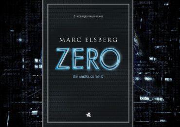 """A. Pietrzyk o książkach: Marc Elsberg """"Zero"""""""