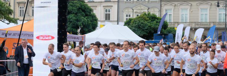 11,5 tys. biegaczy na liście startowej Poland Business Run 2021
