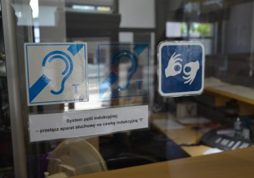 Płońsk: Udogodnienie dla niesłyszących