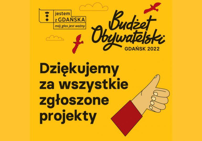 Gdańsk: Rekordowa liczba projektów w Budżecie Obywatelskim 2022