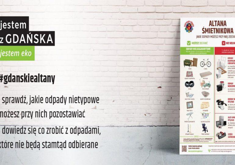 Gdańsk: #gdanskiealtany – nowa kampania edukacyjna miasta