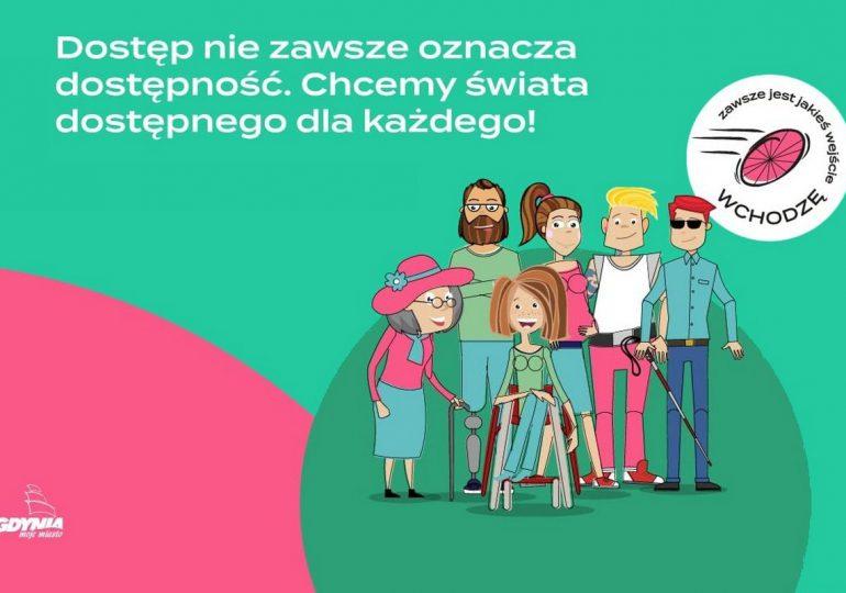 Gdynia: Świat dostępny dla każdego – Ulka znowu w akcji