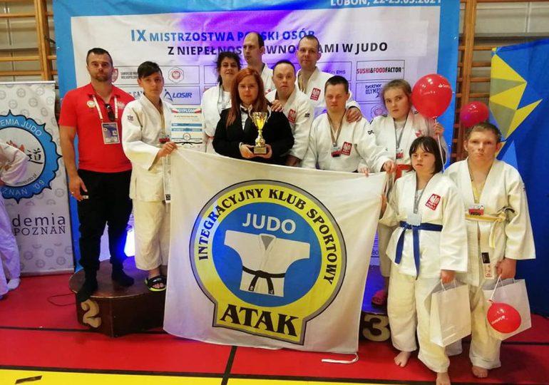 Elbląscy judocy w Luboniu