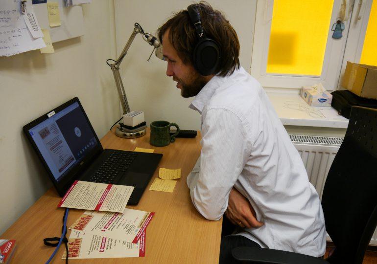 Sopot: Warsztaty online o bezdomności i właściwym pomaganiu