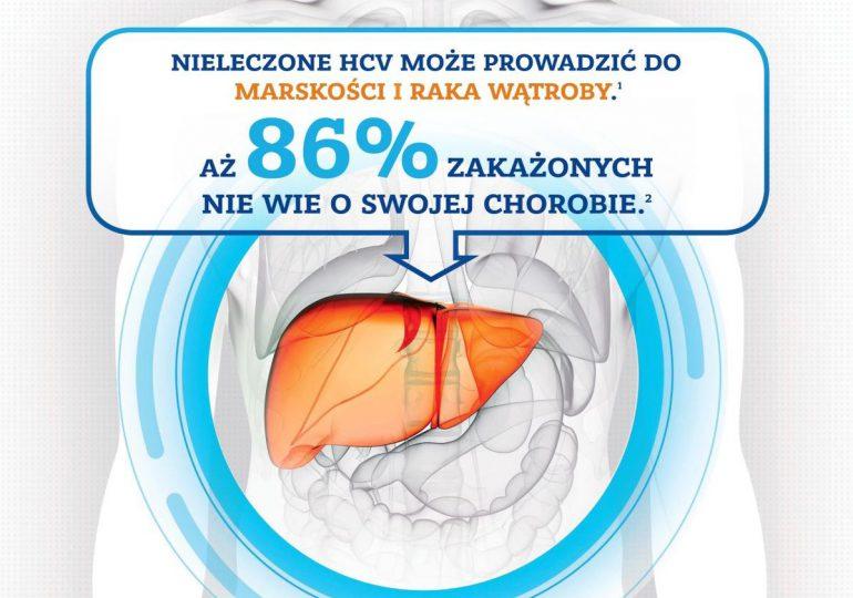 HCV – tego wirusa może mieć każdy! Akcja bezpłatnych badań na Warmii i Mazurach