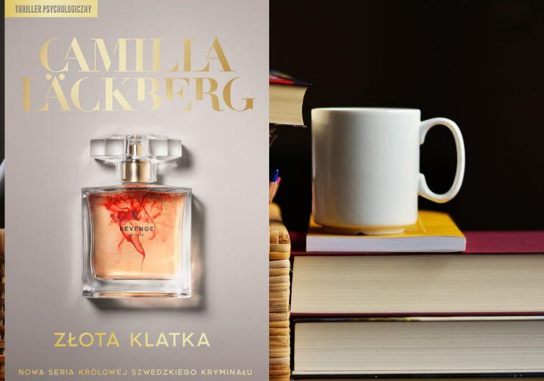 """A. Pietrzyk o książkach: Camilla Läckberg """"Złota klatka"""""""
