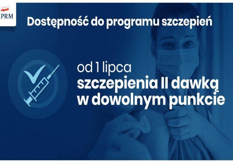 Gdynia: Przyjmij drugą dawkę w dowolnym punkcie, bez zapisów