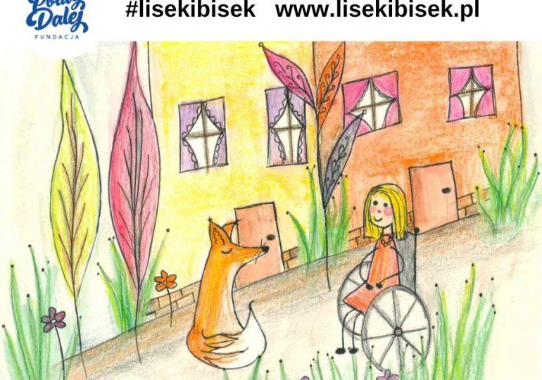 Lisek Ibisek pomaga dzieciom zrozumieć świat