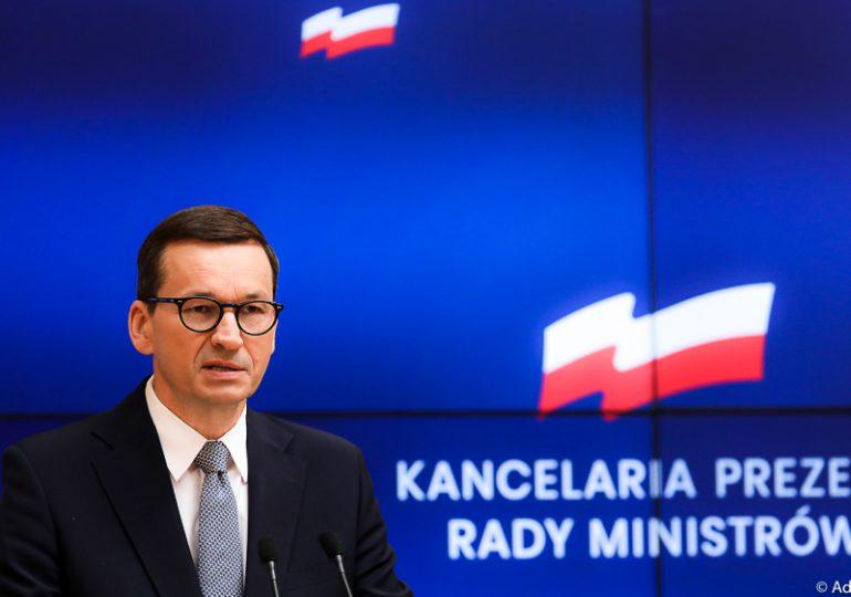 Premier: Rząd bierze pod uwagę pesymistyczny scenariusz rozwoju pandemii