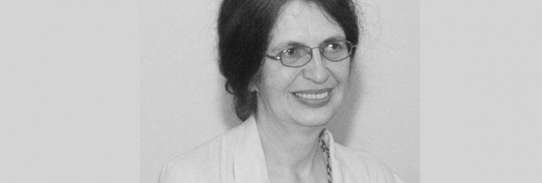Zmarła Wiesława Rynkiewicz-Domino