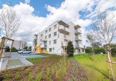 Gdynia: Blok komunalny bez barier