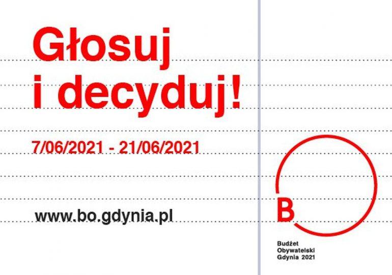 Gdynia: Ostatnie dni głosowania w BO2021