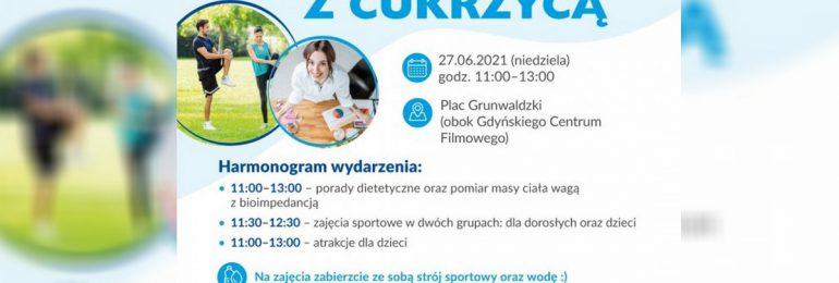 Gdynia: Dzień walki z cukrzycą
