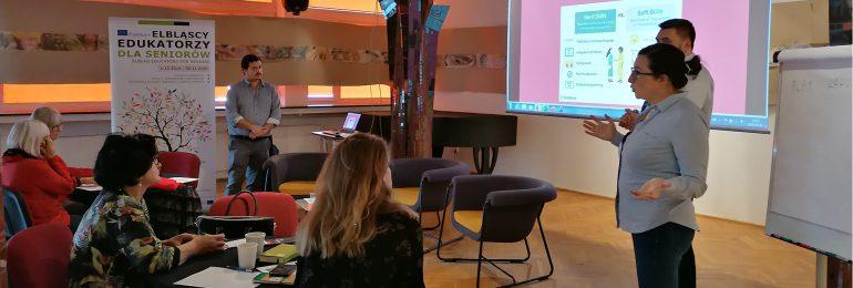 Jak uczyć seniorów – warsztaty z berlińską organizacją Euro Pass