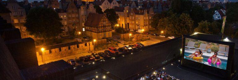 Gdańsk: Rusza kino z najpiękniejszym widokiem w mieście