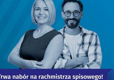 Gdańsk: Zgłoś się i zostań rachmistrzem