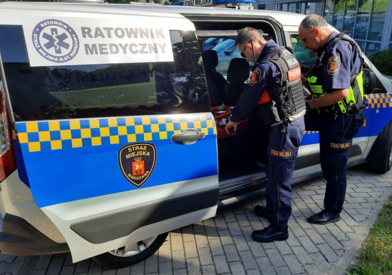 Warszawa rusza z akcją szczepień osób w kryzysie bezdomności