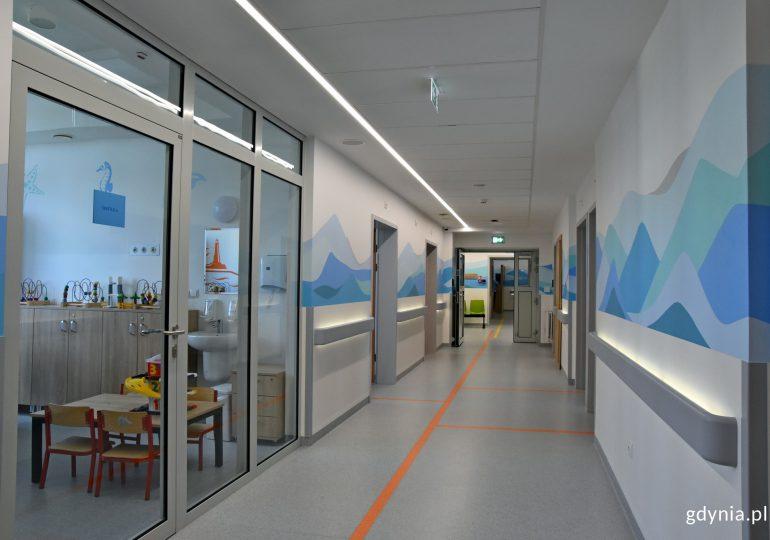 Gdyńska pediatria w morskim klimacie