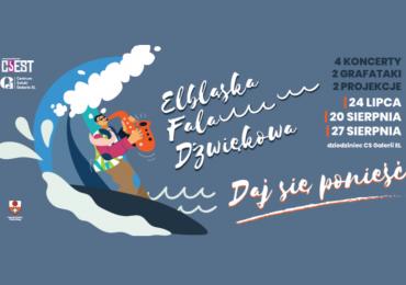 Elbląska Fala Dźwiękowa - film i koncert w elektrodźwiękiem