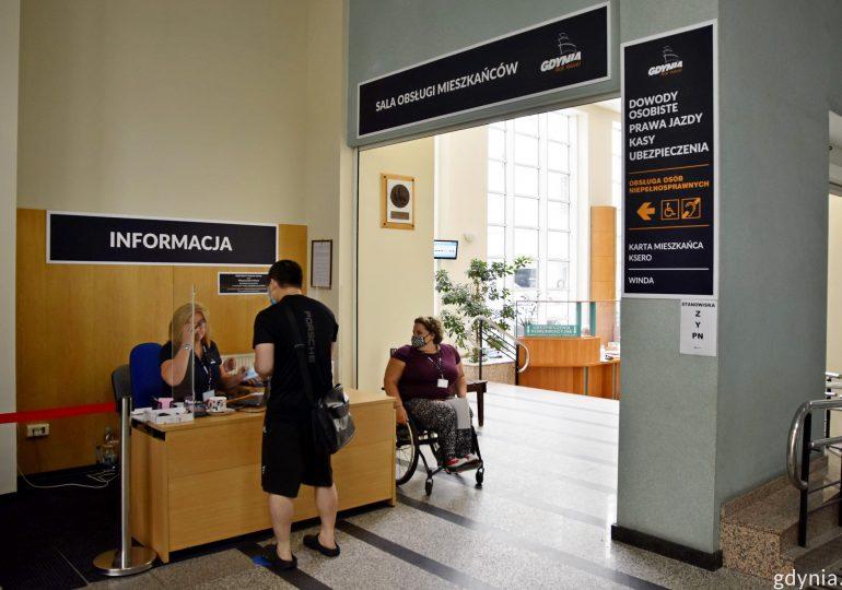 Gdynia: Po dokumenty i zaświadczenia bez rezerwacji wizyty