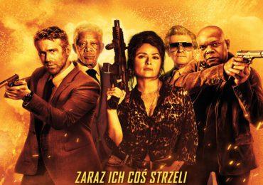Kino Światowid: Bodyguard i żona zawodowca